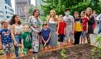 Маленькі пацієнти НДСЛ «ОХМАТДИТ» до Дня захисту дітей провели урок біології просто неба