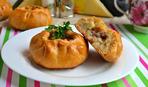 Татарский элеш, или как вкусно подать картофель с курицей