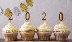 10 оригинальных идей оформления новогодних кексов