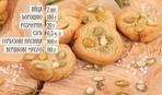 Печиво з розмарином - рецепти Руслана Сенічкіна