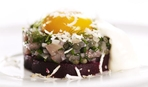 Новогодние рецепты: тартар из норвежской сельди с каперсами