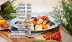 Теплий овочевий салат з сосисками - рецепти Руслана Сенічкіна
