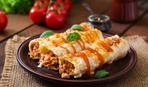 Как еще приготовить сосиски: энчилада