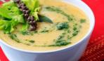 Суп-пюре из цветной капусты «Дюбарри»