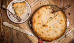 Пирог с курицей и картофелем «Вечерний релакс»