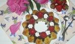 Что приготовить на десерт: вкусный кекс на основе сливочного сыра