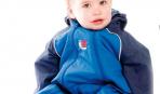 Как выбрать детский комбинезон на зиму