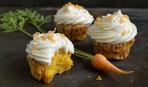 Морковные маффины с плавленым сыром
