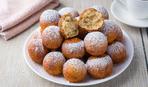 Що приготувати на десерт: смачні пончики