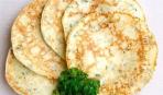 Хрустящие сырные лепешки (за 15 минут)