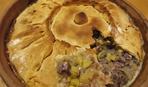 На сытный ужин: татарский пирог Зур-бэлиш