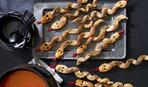 Хлебные «Змейки»
