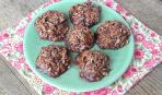 Быстрое шоколадно-овсяное печенье