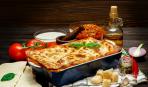 Овощная лазанья: пошаговый рецепт