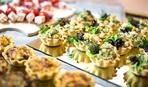Тарталетки з  маслинами