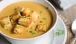 Картофельный крем-суп от шеф-повара Евгения Клоптенко