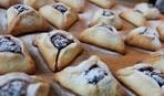 Оменташен - треугольное печенье