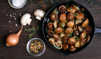 Готовим блюда с грибами: вкусные рецепты