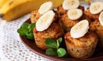 Бананово-кокосовые маффины на завтрак