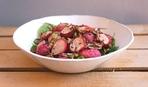 Что-то новенькое: салат из запечённого редиса