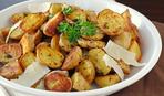 Картофель по-французски с пряным уксусом
