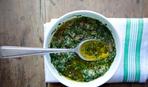 Сальса Верде или приготовьте зеленый соус за 5 минут