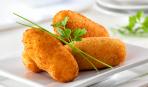 Крокеты из куриного филе и овощей