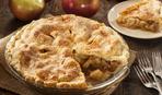 Яблочный пирог с патокой