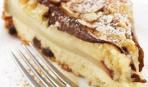 Пирог грушево-шоколадный