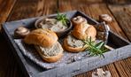 Как приготовить грибной паштет