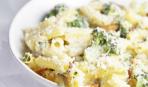 Ресторанное блюдо за 15 минут: паста с беконом и брокколи