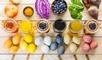 Натуральные пищевые красители в домашних условиях