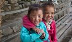 Как воспитывают детей тибетцы?