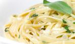 Итальянская кухня: феттуччине с кальмарами и кабачком