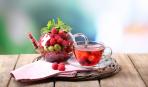 Освежаемся со вкусом: холодный фруктовый чай