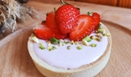 Что приготовить на десерт: клубничная тарталетка