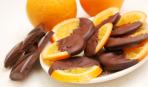 Блюдо дня: карамелизированные апельсины в шоколаде