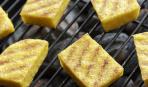 Гарнир по-итальянски: полента с сыром на гриле