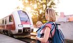 Подорож з дитиною в поїзді: як все передбачити?