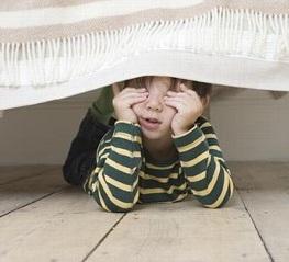 Поговорим о детских страхах