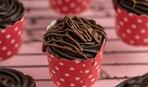 Что приготовить на десерт: маффины шоколадные с черной смородиной