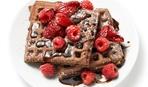Что приготовить на десерт: вафли шоколадные