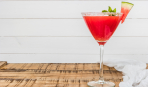 Крюшон в арбузе: пошаговый рецепт