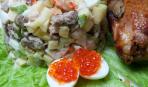Настоящий салат «Оливье» - по рецепту 1860 года!