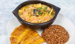 Азиатский рецепт рыбной запеканки