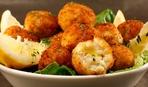 Блюдо дня: картофельные крокеты с мясом