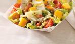 Быстрый рецепт: картофельный салат и маринованные овощи