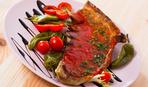 Мясо к Новому Году: телятина с вишней в вине