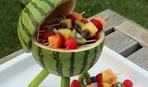 10 идей необычной подачи фруктов