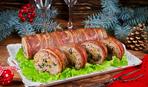 Новогодние мясные рулеты: 3 простых рецепта